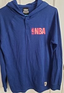 NWOT NBA Long Sleeve Tee